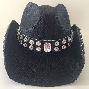 Peter Grimm Ladies Cowboy Hat